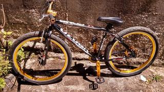 Bicicleta Venzo V-comp Aro 26