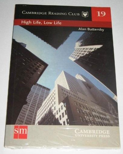 Livro P/ Desenvolver Seu Inglês Nível 4 High Life, Low Life