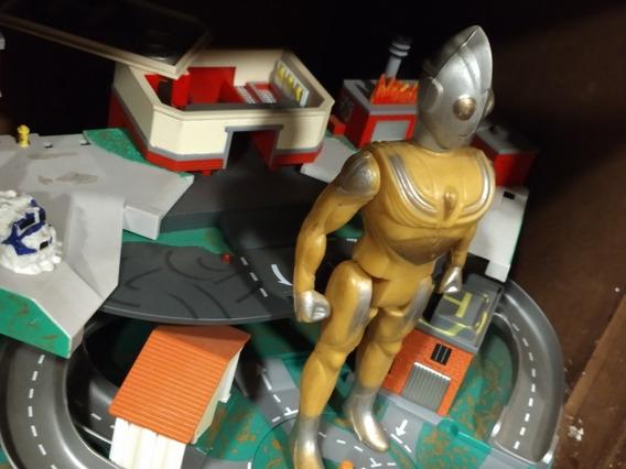 Ultramam Brinquedo Antigo Articulado