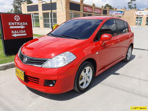 Nissan Tiida Premium 1.8cc Mt Aa