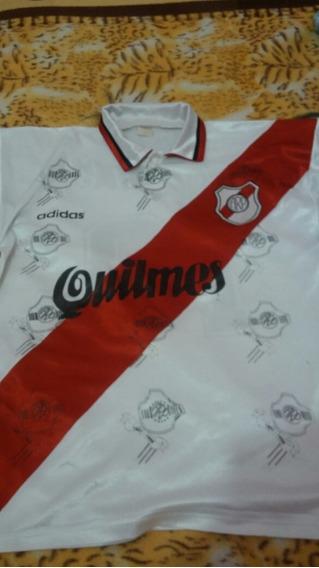 Camiseta River Retro ! 1998 Excelente Estado