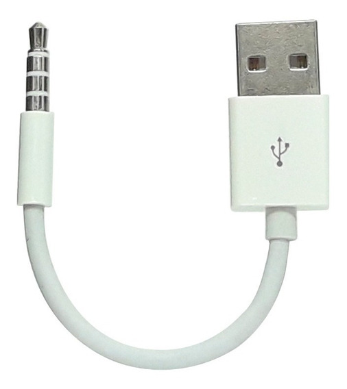 Cabo iPod Shuffle P/ Dados E Carregador Usb