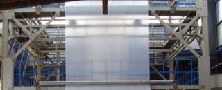 Plástico Invernadero 4.20 / 6.20 / 8.40 1 M Blanco/verde