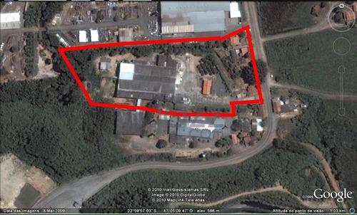 Imagem 1 de 12 de Área Comercial À Venda, Três Vendas, Campinas. - Ar0018