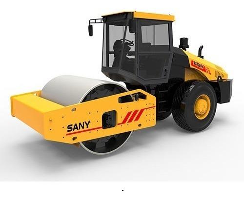 Imagen 1 de 2 de Rolo Compactador Sany Ssr120, Desde