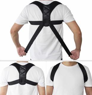 Corrector Postura Espalda Talla L Negro