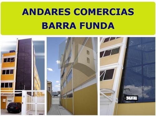 Predio Comercial - Barra Funda - Ref: 574 - L-574