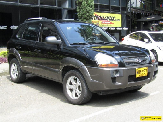 Hyundai Tucson Gl 2000 Cc Mt 4x2