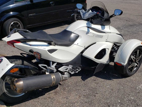 Triciclo Can Am Spyder Ano 2010