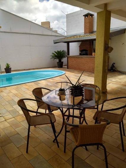 Casa No Jardim Chapadão Em Campinas. - Ca14266