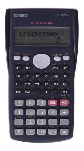 Calculadora Casio Fx-82 Ms Cientifica Impacto Online