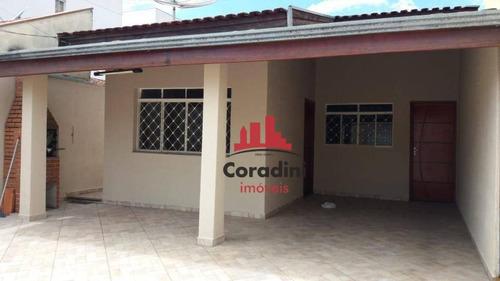 Imagem 1 de 19 de Casa Com 2 Dormitórios À Venda, 80 M² Por R$ 280.000,00 - Parque Liberdade - Americana/sp - Ca1871