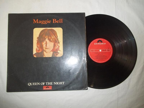 Lp Vinil - Maggie Bell - Queen Of The Night