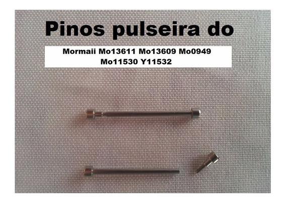 Pinos Relógio Tornado 7290g E Mormaii Yp7341 M-e Parafusos