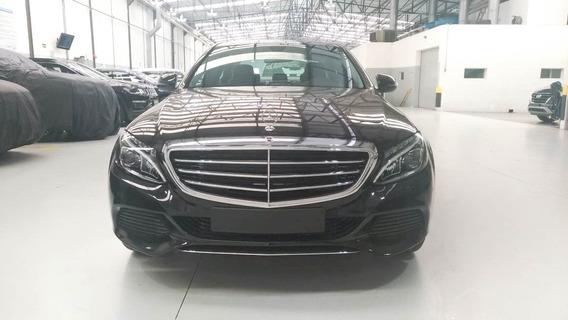Mercedes-benz Classe C 1.6 Avantgarde Turbo 2019 - Blindado