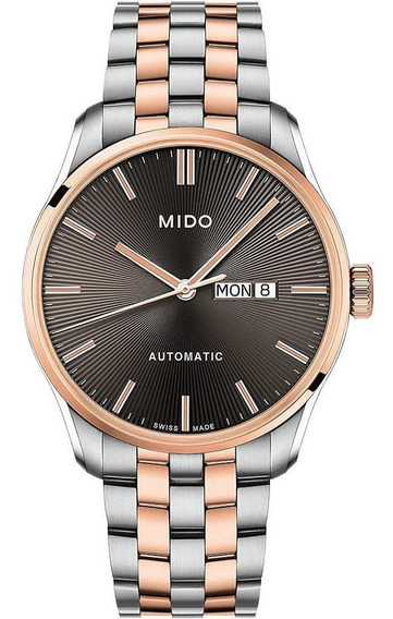 Relógio Mido Belluna Anthracite - M024.630.22.061.00