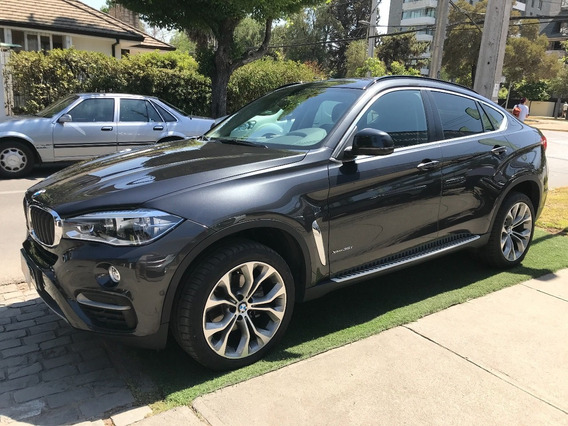 Bmw X6 Top De Linea 2018