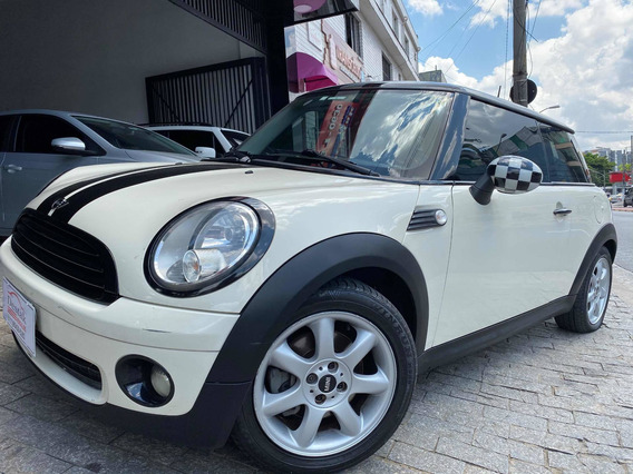 Mini Cooper 1.6 Gasolina Manual