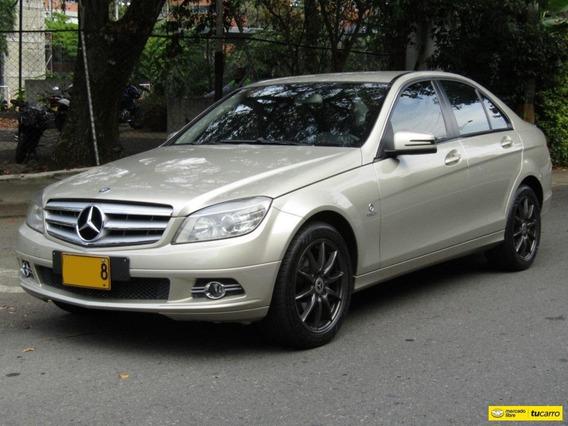 Mercedes-benz Clase C C180 Cgi 1800 Cc At T