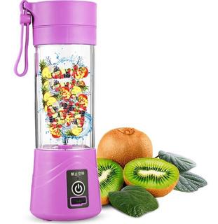 Kit 20 Mini Liquidificador Portátil Juice Garrafa Squeeze