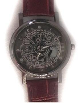 Reloj Skeleton Para Caballero