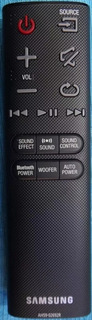 Controle Samsung Ah59-02692r Sb J355 Hw-j355 Hw-j355/za /xa