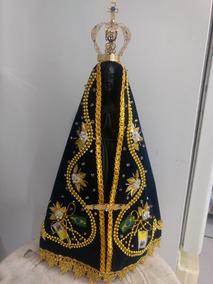 Imagem Nossa Senhora Aparecida Resina 40cm Religioso