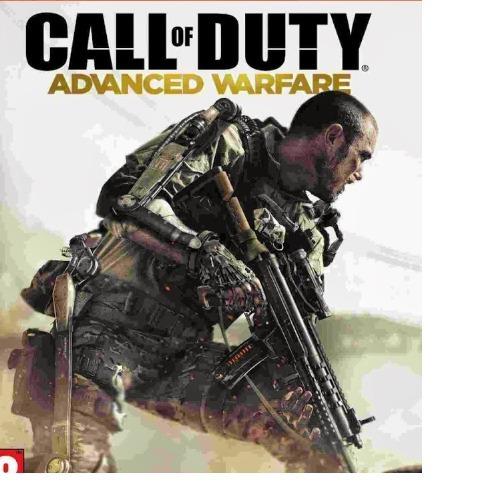 Call Of Duty Advanced Warfare-pc-dvd(midia Fisica)