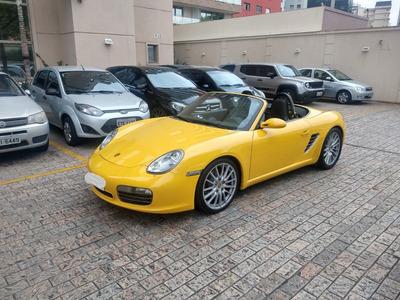Porsche Boxter 3.2 S Ano 2006 Gasolina