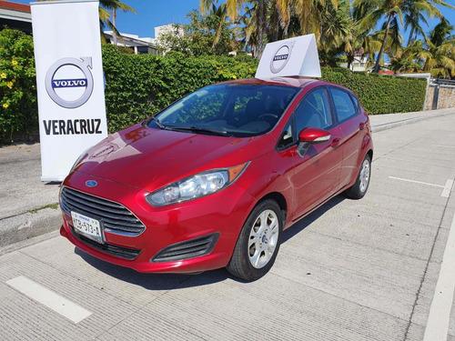 Ford Fiesta 1.6 Se Hatchback Mt 2015