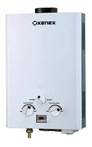 Imagen 1 de 1 de Calentador Instantaneo Gas Calefon 6 Lts Sensor | Xenex |