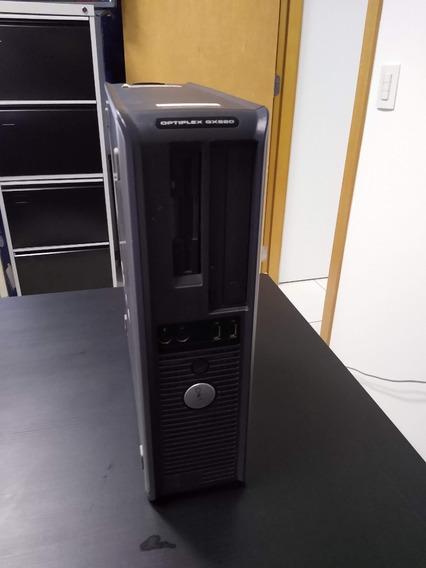 Dell Optiplex Gx620 Pentium D 3.0ghz 2,5gb Ram