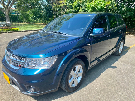 Dodge Journey Se, 2.4 C.c, At, 4x2, 5 Ptas