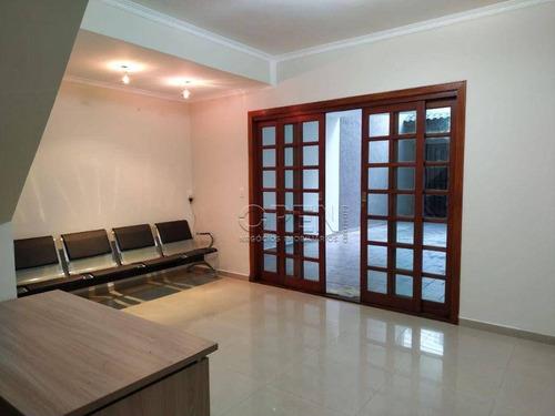 Imagem 1 de 26 de Sobrado Com 3 Dormitórios (2 Suítes)  À Venda, 380 M² Por R$ 1.520.000 - Parque São Vicente - Mauá/sp - So2404