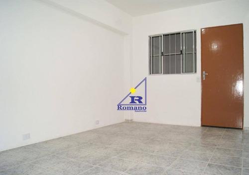 Sala Para Alugar, 18 M² Por R$ 1.000/mês - Tatuapé - São Paulo/sp - Sa0444