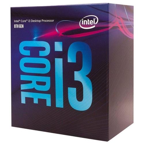 Processador Intel Core I3-8100 - 8ª Geração, 3.6gh...