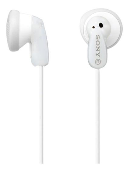 Fone De Ouvido P2 Sony Mdr-e9lp Intra Auricular Branco