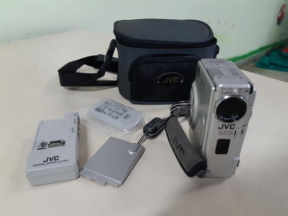 Filmadora Jvc Mini Dv Gr Dv X4 Funciona Leia A Descrição
