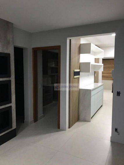 Casa Com 2 Dormitórios À Venda, 121 M² Por R$ 520.000 - Santa Cruz Ii - Cuiabá/mt - Ca1141