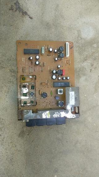 Placa De Rádio Modelo Mhc Grx5 Sony