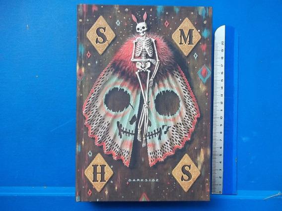 Livro Smhs Seres Mágicos Histórias Sombrias Neil Gaiman