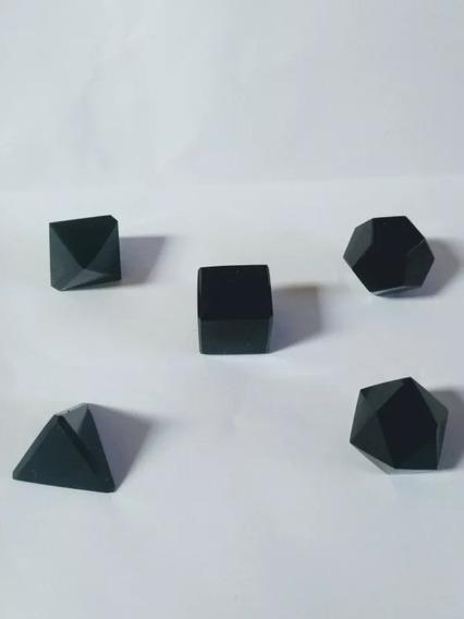 Solidos Platonicos Forma Geometrica Obsedina Preta .