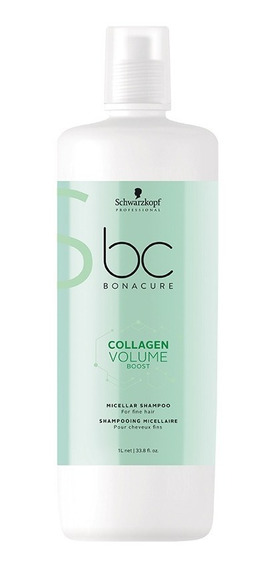 Schwarzkopf Shampoo Bc Volume Boost 1l
