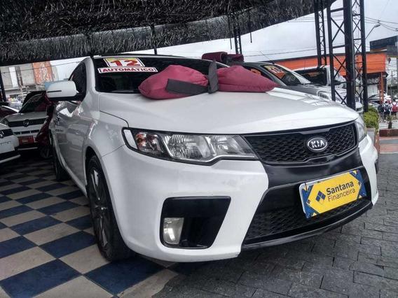Kia Cerato 2.0 Sx Aut. 2p 2012
