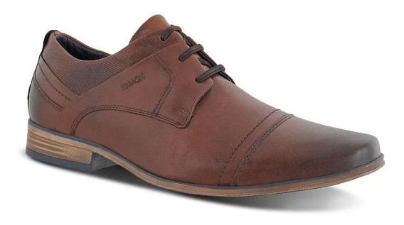 Sapato Ferracini Social Casual Cadarço 6065-5751