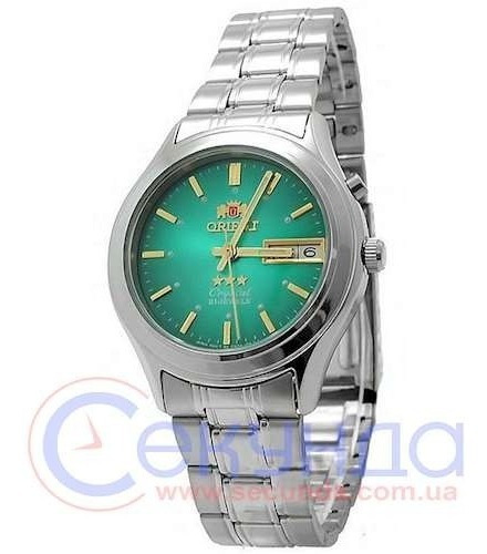 Relógio Orient Automático Masculino Verde