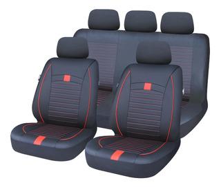 Cubre Asiento Eco Cuero Auto Simil Cuero Premium