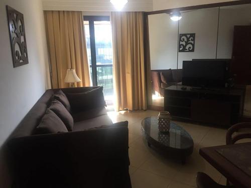 Imagem 1 de 19 de Flat Residencial Para Locação, Itaim Bibi - Fl3849