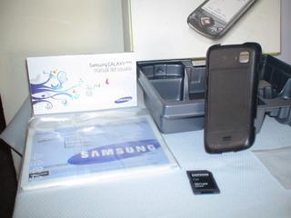 Tapa Para Celular Samsung Galaxy Spica Y Caja