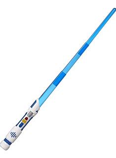 Espada Star Wars Con Voz Impecable Original!!